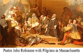 Reverend John Robinson