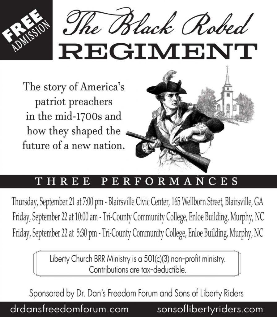 Black Robed Regiment