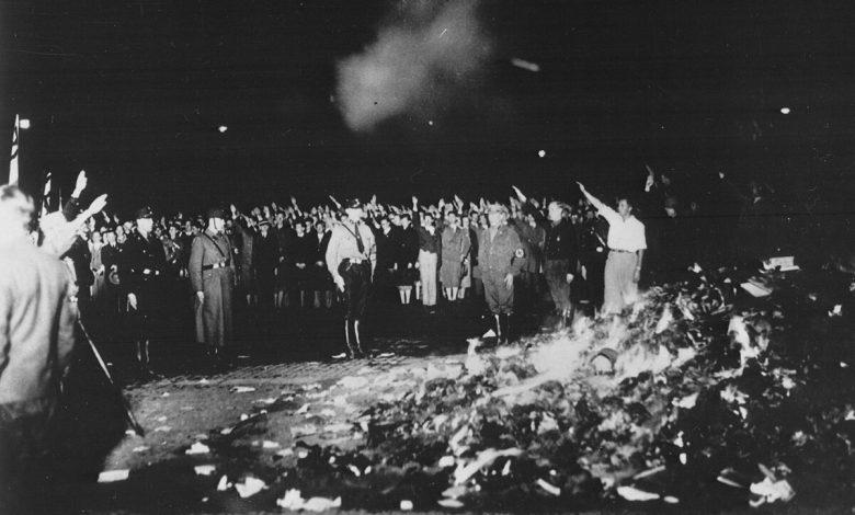 1933 Berlin Book Burning